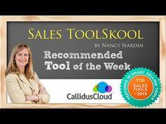 Liked: CallidusCloud Sales Software ToolSkool by Smart Selling Tools