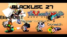 Blacklist #27  - Too strong for you!