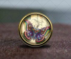 Butterfly / Vintage Bronze Dresser knobs cabinet Dresser Knobs pull / Cabinet Knobs / Furniture Knobs by GibbsHouse on Etsy https://www.etsy.com/listing/473916481/butterfly-vintage-bronze-dresser-knobs