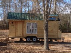 This is my tiny house, my husband and I built. It is 8.5 x 22 ft about 176ft.