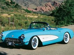Cars And Lots Of Cool Car Stuff 1956 Chevrolet Corvette Convertible Chevrolet Corvette Convertible Corvette Chevrolet, Corvette Cabrio, Corvette Convertible, 1957 Chevrolet, Pontiac Gto, Sweet Cars, K100 Bmw, Vintage Cars, Antique Cars