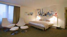 Hotel Bloom! in Brussels | Splendia - http://pinterest.com/splendia/