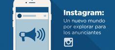 Aprende cómo anunciar de manera óptima tus productos en #Instagram y descubre nuevos clientes potenciales, en nuestro blog. #TúEstásOn