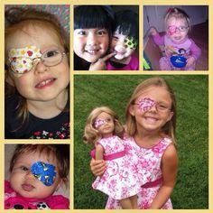 #Happy Kids #Lazy Eye