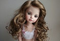 "Kidlet ""Sasha"" artist Nelly Valentino, sculptor  Dianna Effner 