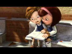 CUERDAS / STRINGS - YouTube Premio Goya 2014 al mejor corto de animación. // UNA PRECIOSIDAD //