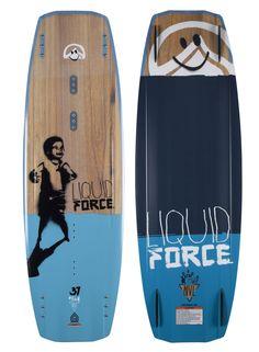 2015 Liquid Force Peak Hybrid Wakeboard