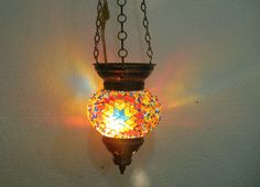 moroccan lantern glass lamp turkish lamp starmaster by meryemart