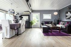 Sjarmerende hjem utenfor Oslo med Skovin Smoke