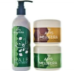 Skin Care Collection: Hair treatment, Essential Moisturiser and Skin Care Cream all natural $54.95 NZD