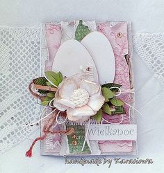 Creative Cards, Easter Crafts, Stampin Up Cards, Diy And Crafts, Projects To Try, Card Making, Quilling, Scrapbooking, Spring