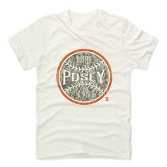 Buster Posey Camo O San Francisco Officially Licensed MLBPA T-Shirt Unisex S-2XL