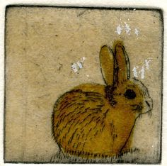 rabbit tile...