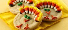 Thanksgiving cookies!