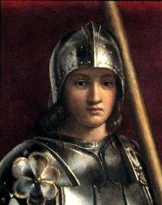 Soldier, Giorgione