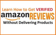 Buyer on Amazon always refer Review before making any purchase decision. Learn How to Get Verified and Positive Amazon Review without delivering product-->>