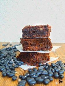 Brownies di fagioli neri Rachele (Vicenza)