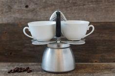 SALE Vintage Brevettata Stove Top Espresso Maker  by HouseofSeance, $40.00