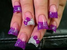 Image result for moon shape acrylic nail tips