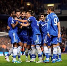 I want to go to a Chelsea game soo bad!!