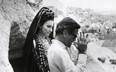 "(FILES) Picture dated July 1969 of opera singer Maria Callas, listening to Italian director Pier Paolo Pasolini, during the shooting of their film ""Medea"" in Nevshir. Thirty years after her death in Paris 16 September 1977, diva Maria Callas, undeniably the most celebrated opera singer of the post-World War II period, remains a favourite for opera-lovers and a legend outside the world of classical music. AFP PHOTO (Photo credit should read -/AFP/Getty Images)"