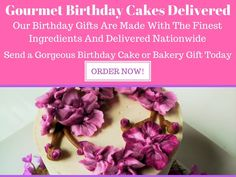 Order Birthday Cake Online Cakes Delivered Soulfully Yours
