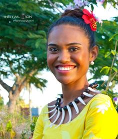 Rosalia Ralulu is Miss Fiji Broadcasting at the Vodafone Fiji Hibiscus Festival 2014. She is a  2nd year student in Management & Public Administration and she hopes to complete a law degree after that. Rosalia is  promoting youth development which promotes alternative pathways for Fiji's young people and she is from Vanua Levu but grew up in Fiji's jetset town, Nadi.
