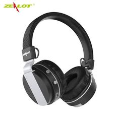 ZEALOT B17 Stereo FM Radio TF Card Wireless Bluetooth 4.0 Headset Headphone With Mic  Worldwide delivery. Original best quality product for 70% of it's real price. Buying this product is extra profitable, because we have good production source. 1 day products dispatch from warehouse. Fast...