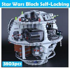 LEPIN Star Building Wars Block Self-Locking Building Blocks Educational Toys - Blocks