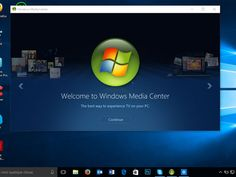 Windows 10 : comment restaurer Windows Media Center