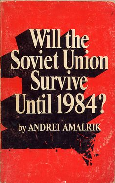 1984. For the record, it did and became Russia :)