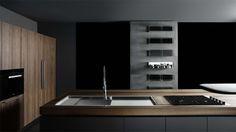 Piero Lissoni designs customisable kitchens for Boffi