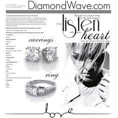 DiamondWave.com by isatusia on Polyvore featuring moda