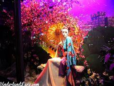 Disney Princess Christmas at Harrods - Mulan