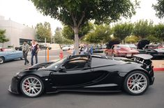 Hennessy Venom GT Spyder