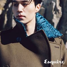 Lee Dong Wook Esquire Korea December 2017 Look 1 Lee Dong Wook, Lee Jong Suk, Korean Star, Korean Men, Korean Actors, Sung Lee, Jo In Sung, Yoon Seo, Korean Tv Series