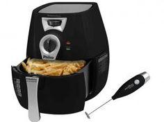 Fritadeira sem Óleo/Air Fryer Elétrica Philco - Pro Life 2,2L + Mini Mixer