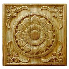 Beautiful How To Do Wood Carving Collection - Cnc Wood Carving, Wood Carving Faces, Wood Carving Designs, Wood Carving Patterns, Wood Patterns, Wooden Main Door Design, Pooja Room Door Design, Door Design Images, 3d Cnc