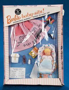 #953 Barbie Baby-Sits