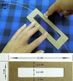 10 швейных хитростей (фото) (шитье и крой) | Журнал Вдохновение Рукодельницы
