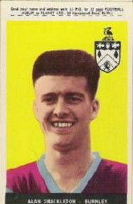 21. Alan Shackleton Burnley