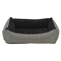 The Herringbone Oslo Dog Bed would be oh so cozy for your pup during these upcoming winter months!