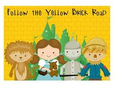 Wizard of Oz Welcome Back postcard