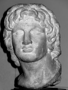 Alexander the Great. British Museum london.