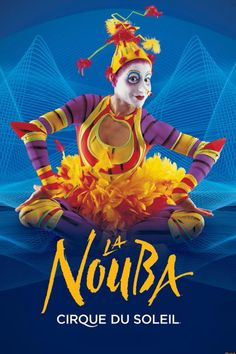 Cirque du Soleil - 'La Nouba' - Orlando.  Right after dinner at Wolfgang Pucks.  Best of all the Cirques....