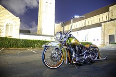 2005 harley davidson softail deluxe side view 007