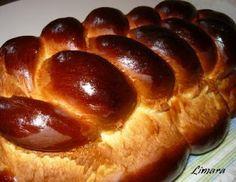 Limara péksége: Foszlós kalács