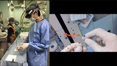 図2 立体構造の把握し、患部をのぞき見たりできる