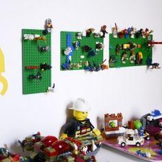 Lego Workstation | www.estefimachado.com.br
