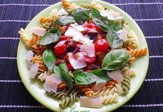 14 ízig-vérig olasz tészta 15 perc alatt | NOSALTY Fusilli, Gnocchi, Caprese Salad, Bruschetta, Evo, Ethnic Recipes, Insalata Caprese